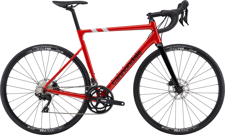 Cannondale CAAD13 Disc 105 - RH 58cm - Candy Red