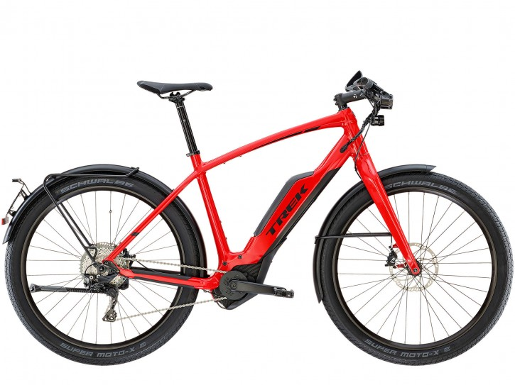 Trek Super Commuter + 8S - Gr. Medium - 2019