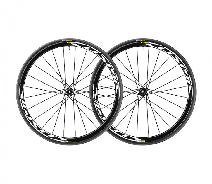 Laufradsatz Mavic Cosmic Elite UST Disc