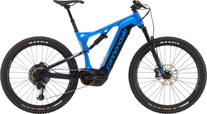Cannondale Cujo Neo 130 1 - Large - Eletric Blue - 2019 eBike