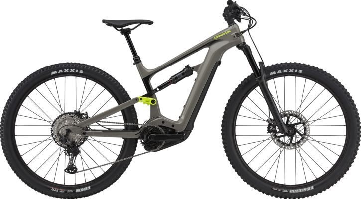 Cannondale Habit Neo 2 - Gr. Extra Large - Stealth Gray - 2021