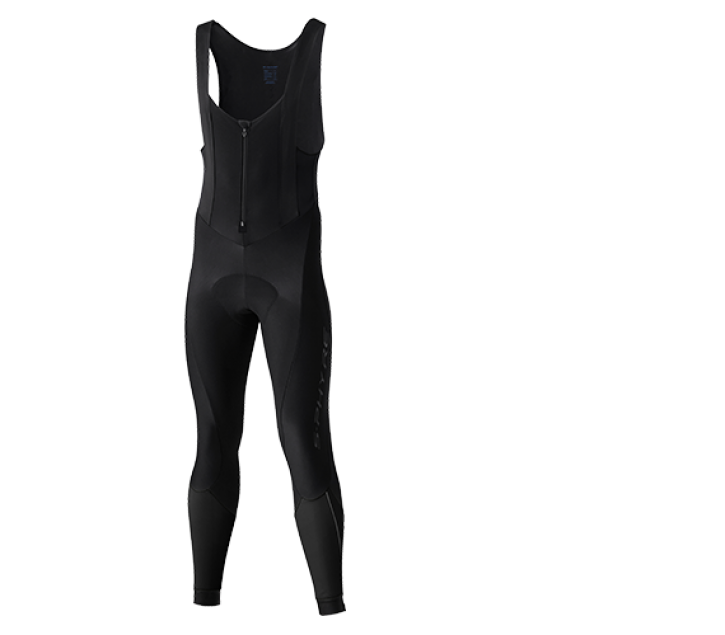 Shimano S-Phyre Bib Long Tights Black