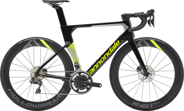 Cannondale SystemSix HM Carbon Ultegra Di2 - 56 - 2019