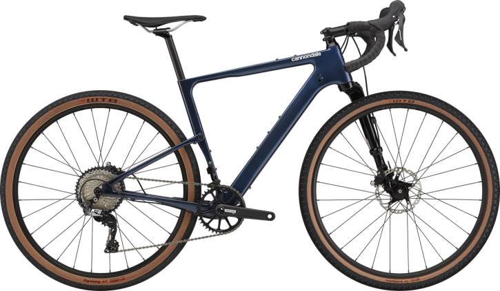 Cannondale Topstone Lefty Carbon 3 Wmn - 2021