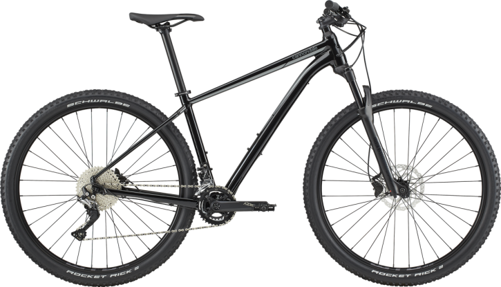 Cannondale Trail 3 - 27.5 - Gr. Extra Small - Matte Black - 2020