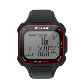 Polar Multisport-Trainingscomputer RC3 GPS